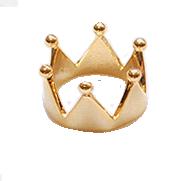 Crown ring / crown ring / crown ring / queen ring / fashion ring / tiara ring / bonded ring