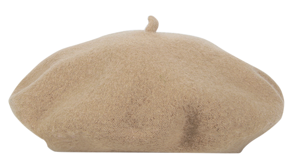 wool beret (4 colors)