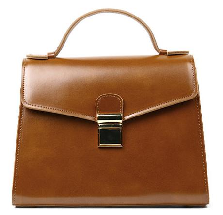 Classic square tote&cross bag (10color)