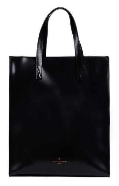 Shopper color square bag (10color)