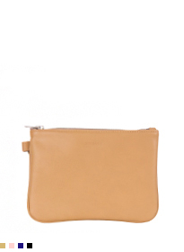 365 Leather clutch