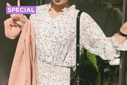 벚꽃축제, 뭐 입고 갈 거야?