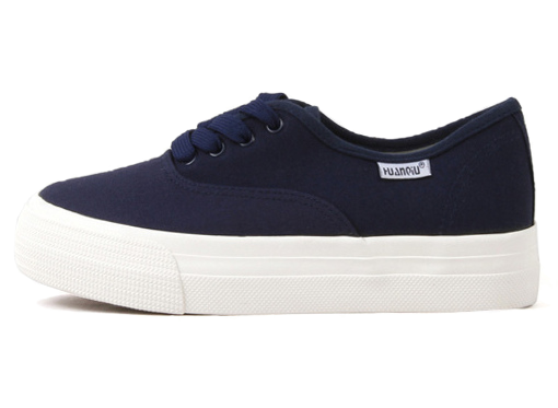 Basic cotton sneakers (4color)