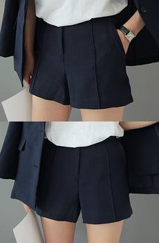 폴마 (shorts slacks)