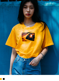 ONLY MIX  Taxi t-shirt