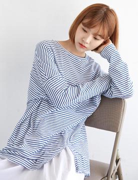 Stripe loose T_H (size : free)