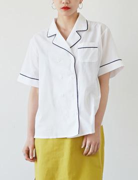 Bias pajama blouse_Y (size : free)