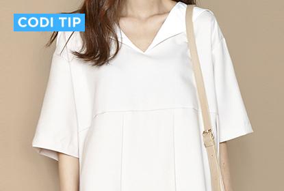 여름에 입으면 예쁜 '흰색 원피스' 코디법