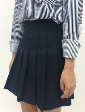 Girlish tennis skirt pants_B (size : S,M,L)