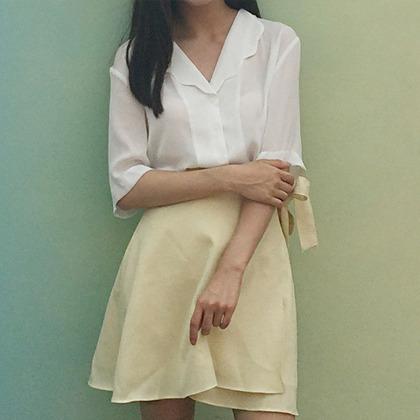 Scarf Karla blouse