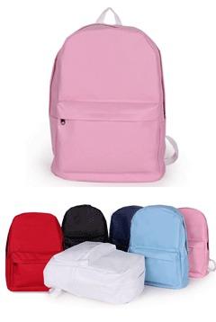 韓國空運 - Plain backpack 背包