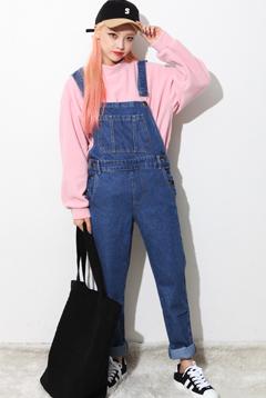 Semi Baggy suspenders P