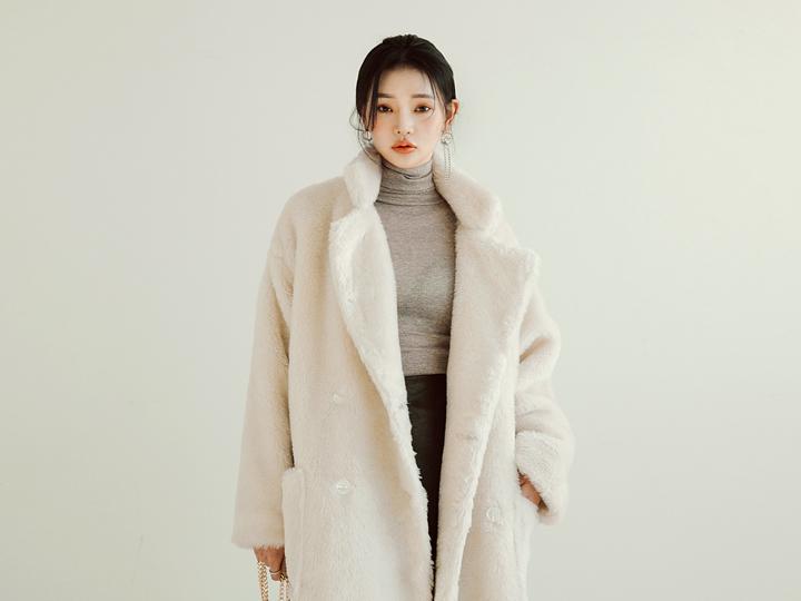 [OUTER] DUMBLE LONG COAT