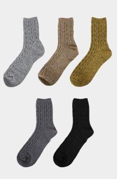 Boca - Wool Socks
