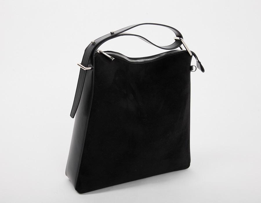 Seller sweat angle bag_K(size : one)