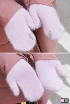 앙고라스마트폰장갑(주중 입고예정)