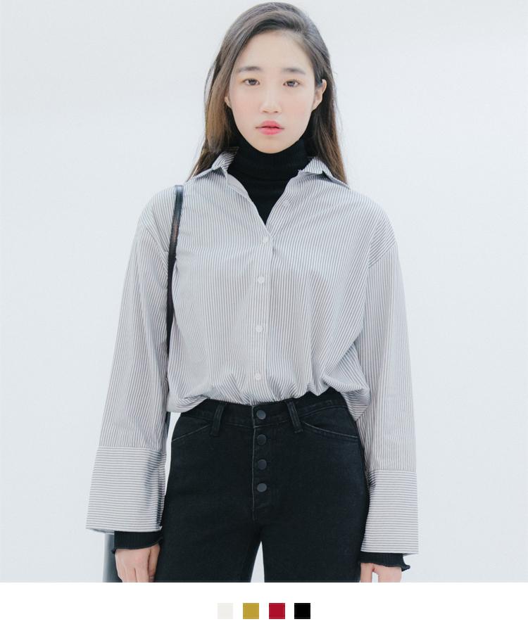 Hey Wide Sleeve Shirt
