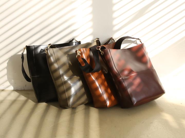 [BAG] TWO WAY BIG SHOPPER BAG
