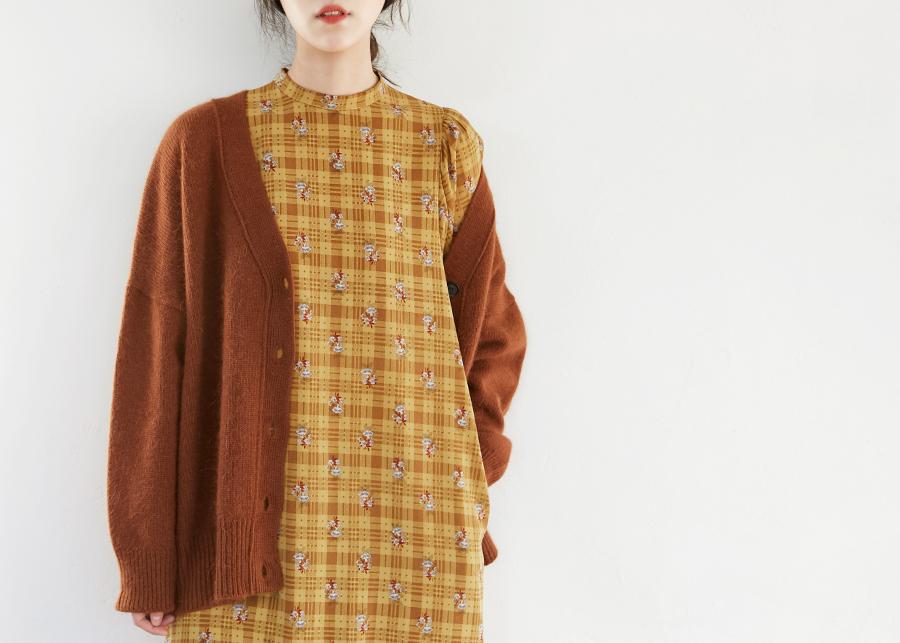 Vivian ribbon pattern ops_Y (size : free)
