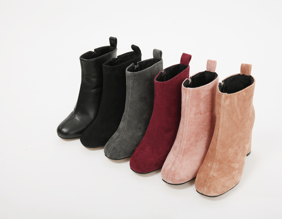 Winter nappy ankle boots_H (size : 225,230,235,240,245,250)