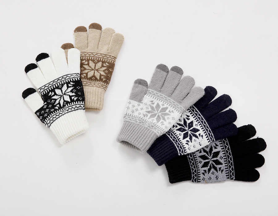 Snow white touch glove_K(size : one)