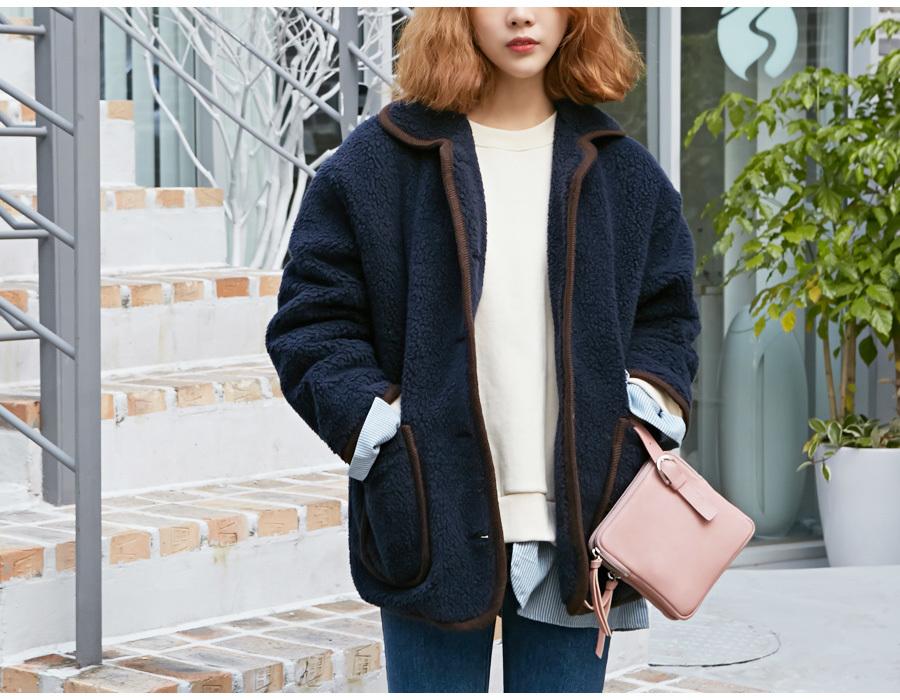 North soft dumble jacket_M (size : free)