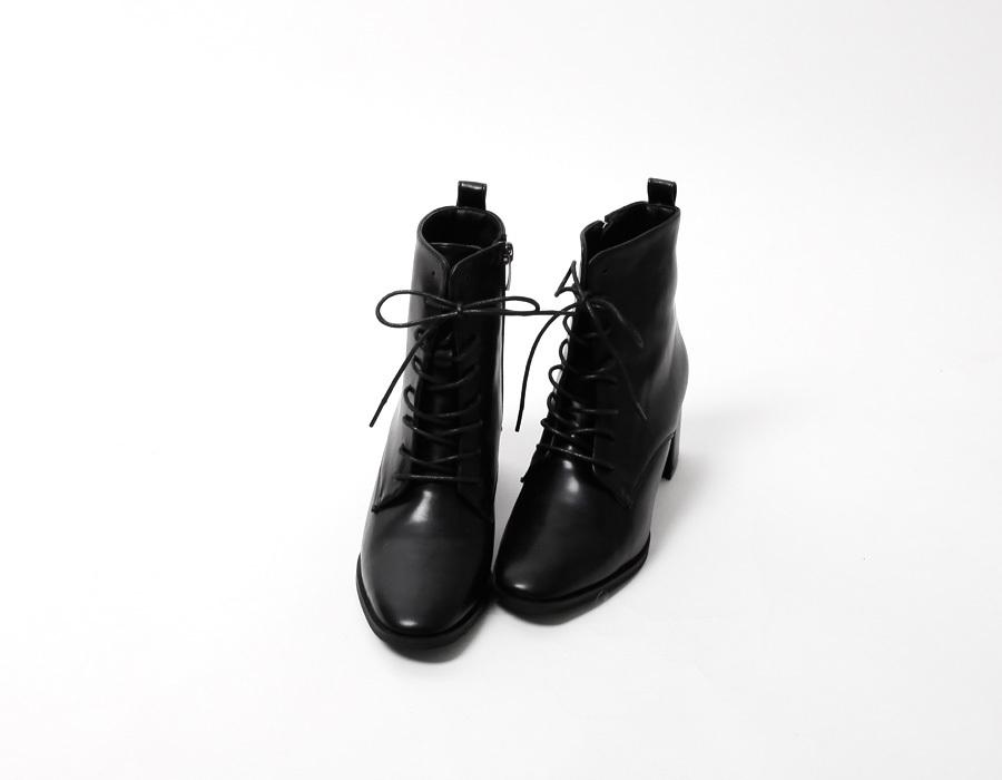 Slander string ankle boots_M (size : 220,225,230,235,240,245,250)