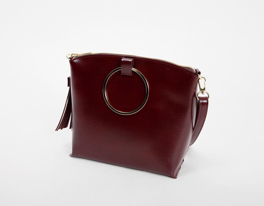 Tassel point O ring bag_K(size : one)