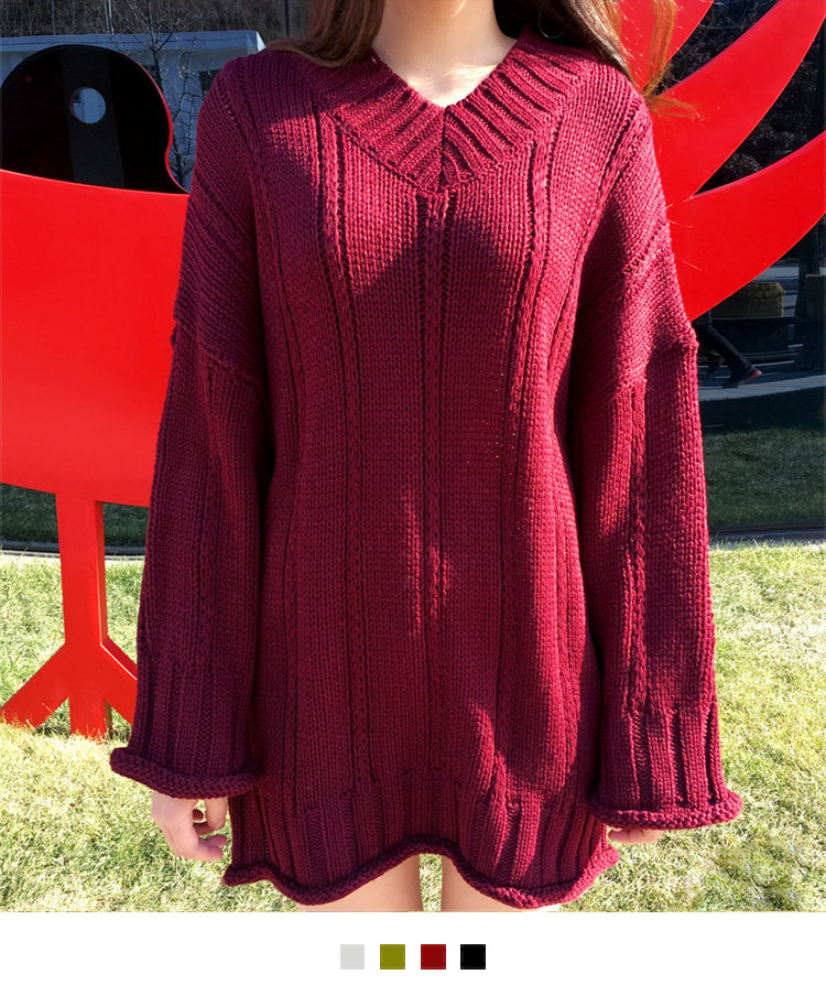 Lanna Knit Dress