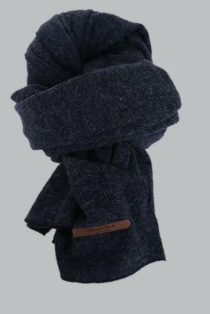 Dual-wool muffler