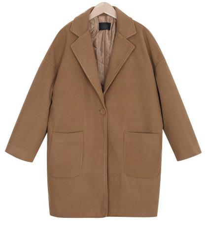 소프트 누빔 코트 (7color)