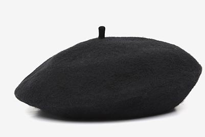 basic wool beret (6 colors)