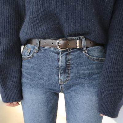 Pecker belt