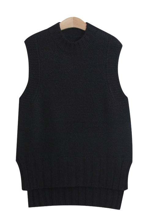 Recall knit vest