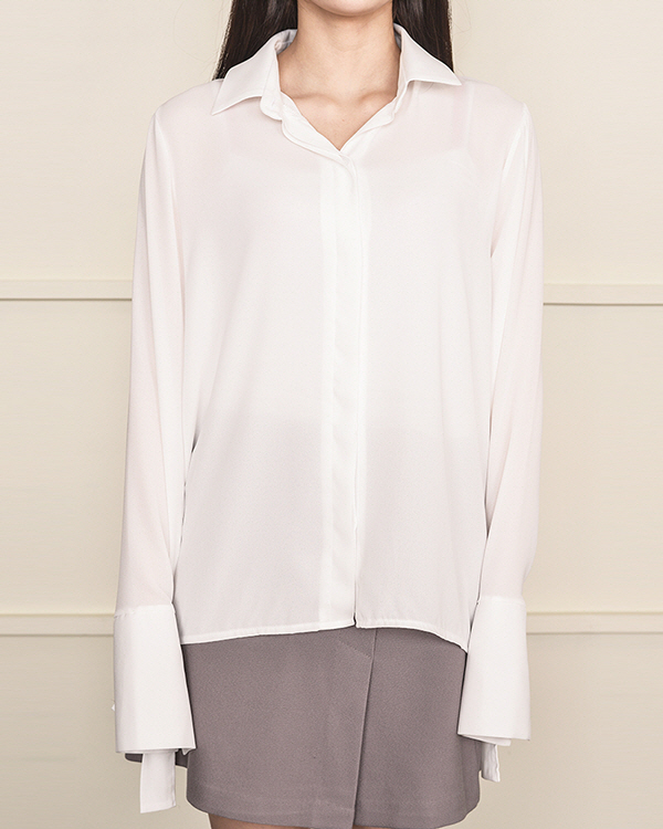 eyelet blouse (3 color)