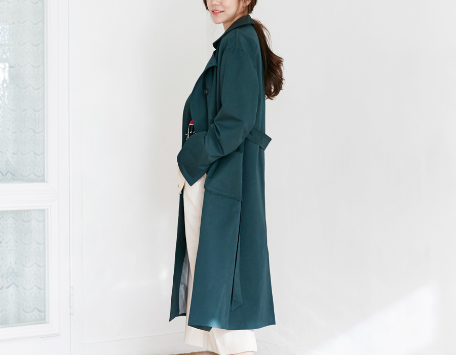 Mars hard trench coat_K(size : free)