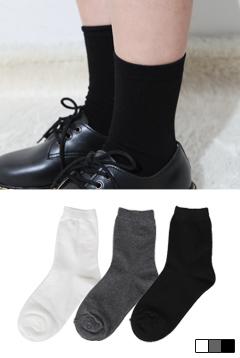 Today's plain socks