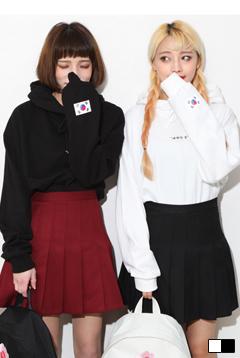 Korea Hood Tea # Country Love # Concept Korean