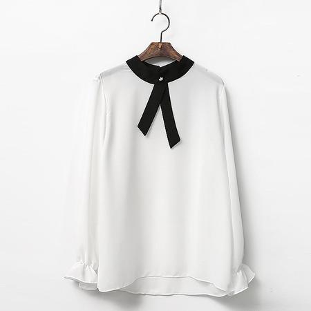 Thai chiffon blouse
