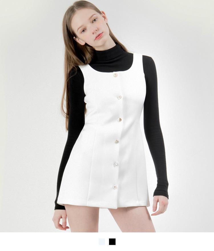 Nyell line dress