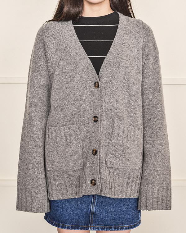 basic y cardigan (4 color)