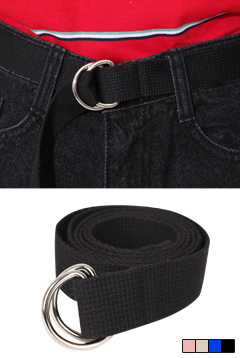 Vandal ring plain belt