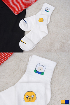 Adventure Friend Socks