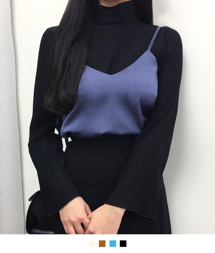 Chiffon wave blouse