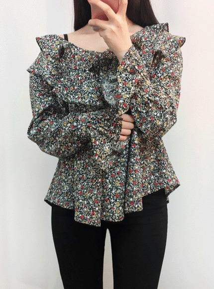 Jolly Flower Blouse