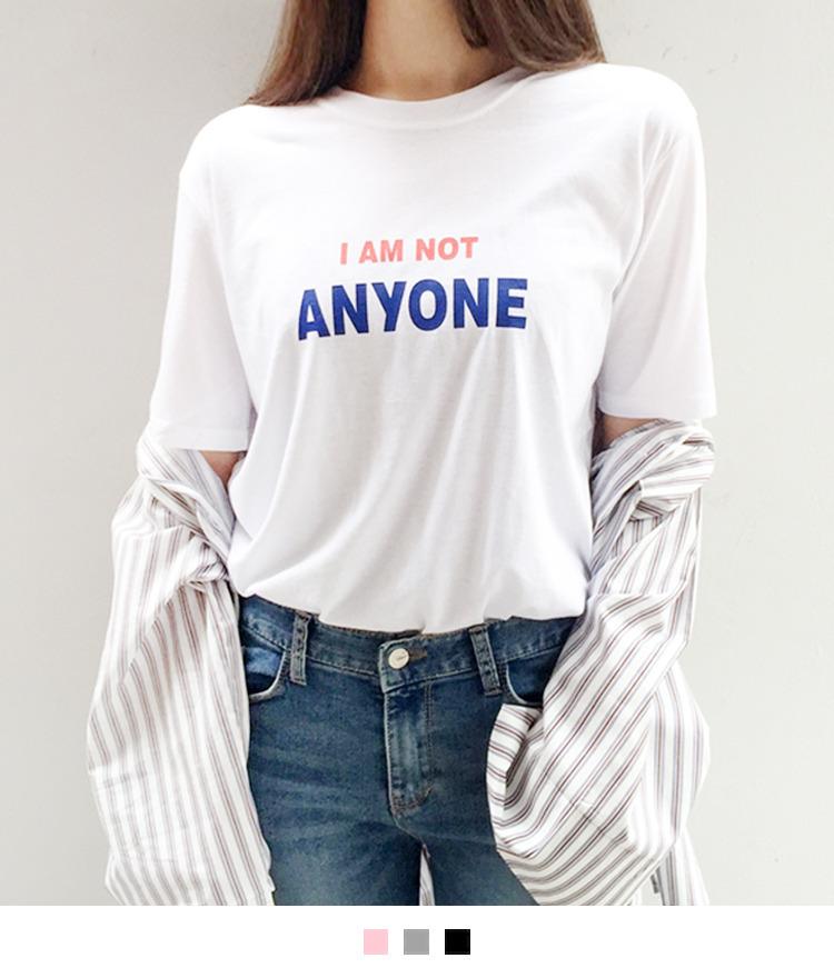 애니원 티셔츠
