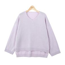 Pastel loose fit knit