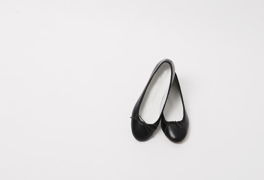 Petit ribbon middle heel_H (size : 225,230,235,240,245,250)