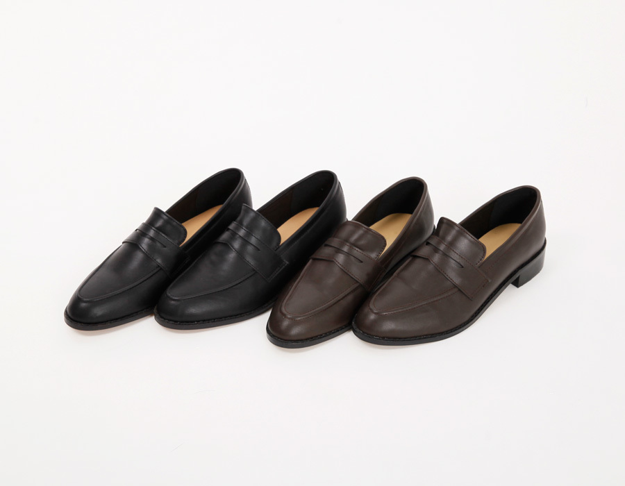 Plan hard leather loafer_M (size : 230,235,240,245,250)[4월 7일 입고예정