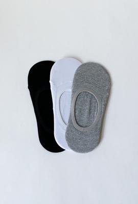 Cotton fake socks